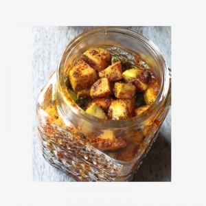 Kohlrabi Pickle (Monji Achar) - 400g